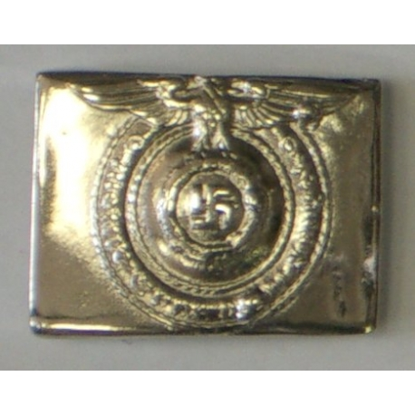 BUCKLES, SMALL MEDAL Q12